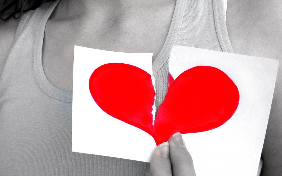 Trennungsschmerz – Wenn das Herz zerreißt